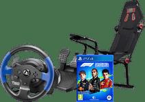 F1 Cockpit pakket PS4 - Thrustmaster T150 RS