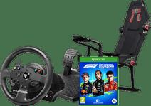 F1 Cockpit pakket Xbox - Thrustmaster TMX Force Feedback