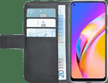 Azuri Wallet Oppo A94 Book Case Zwart