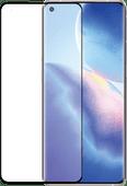 Azuri Curved Tempered Glass Oppo Find X3 Neo Screenprotector Zwart Oppo screenprotectors