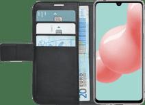 Azuri Wallet Samsung Galaxy A32 5G Book Case Zwart Azuri hoesjes
