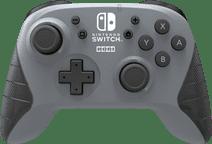 Hori Wireless Controller Grijs voor Nintendo Switch