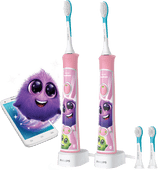 Philips Sonicare for Kids Connected HX6352/42 - Duopack