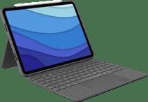 Logitech Combo Touch Apple iPad Pro 11 inch Toetsenbord Hoes QWERTY Grijs