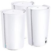 TP-Link Deco X90 Multiroom wifi 6 (3-pack) Simultaneous tri band router