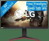 LG UltraGear 32GP850 Quad HD (1440p) gaming monitor