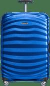 Samsonite Lite-Shock Spinner 75cm Pacific Blue