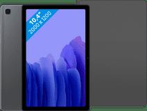 Samsung Galaxy Tab A7 32GB Wifi Grijs + Samsung Book Case Zwart