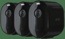 Arlo Pro 4 Spotlight Zwart 3-Pack