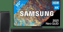 Samsung Neo QLED 50QN92A (2021) + Soundbar