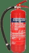 Alecto BP-6 Poeder Brandblusser 6 kg
