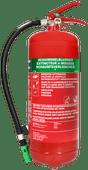 Alecto BS-6 Schuim Brandblusser 6 liter