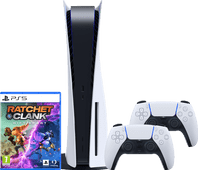 PlayStation 5 + Ratchet & Clank: Rift Apart + DualSense Cont