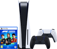 PlayStation 5 + F1 2021 + DualSense Controller Midnight Black