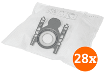 Veripart Vacuum Cleaner Bags for Bosch and Siemens (28 units)