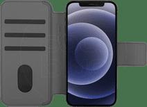 Otterbox Folio Apple iPhone 12 / 12 Pro Book Case Leer Zwart