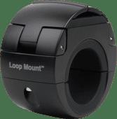 Loop Mount Universele Telefoonhouder Fiets Stuur Klem Zwart