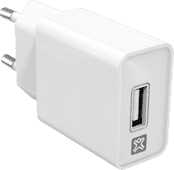 XtremeMac Oplader met Usb A Poort 12W Wit