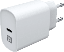 XtremeMac Power Delivery Oplader met Usb C Poort 30W Wit