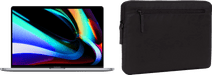 Apple MacBook Pro 16 inches Touch Bar (2019) MVVJ2N/A Space Gray + Case Logic Reflect Cove