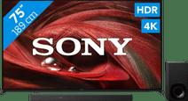 Sony Bravia XR-75X95J (2021) + Soundbar