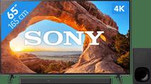 Sony KD-65X85J (2021) + Soundbar