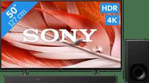 Sony Bravia XR-50X90J (2021) + Soundbar