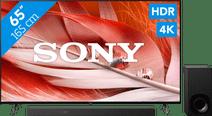 Sony Bravia XR-65X90J (2021) + Soundbar