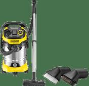 Karcher WD 6 Premium + Karcher Car Suction Brush Set