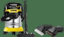 Karcher WD 5 Premium + Karcher Car Suction Brushes