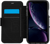 GEAR4 Oxford Apple iPhone Xr Book Case Black