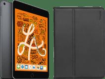 pple iPad Mini 5 256 GB Wifi Space Gray + Targus Click-in Book Case