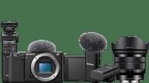 Sony ZV-E 10 + Wide-angle Kit