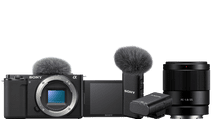 Sony ZV-E 10 + 35mm f/1.8 + GP-VPT2BT Grip