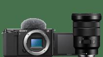 Sony ZV-E 10 + 18-105mm f/4