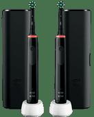 Oral-B Pro 3 3500 Zwart Duo pack