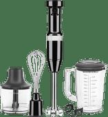 KitchenAid 5KHBV83EOB Onyx Zwart