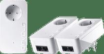 Devolo dLAN 550 Duo+ Starter Kit + Uitbreiding (Geen WiFi) (NL)