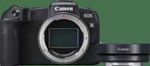 Canon EOS RP Body + EF-EOS R Adapter Canon EOS systeemcamera's