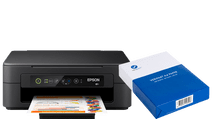 Epson Expression Home XP-2100 + Papier