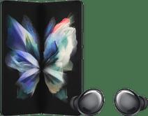 Samsung Galaxy Z Fold 3 512GB Groen 5G + Samsung Galaxy Buds Pro Zwart