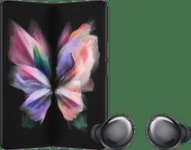 Samsung Galaxy Z Fold 3 512GB Zwart 5G + Samsung Galaxy Buds Pro Zwart