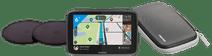 TomTom GO Camper World + Dashboard Schijven + Beschermhoes