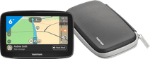 TomTom GO Classic 6 Europa + TomTom Draagtas Protective 2016 (6 inch)