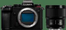 Panasonic Lumix DC-S5 + 50mm 1.8