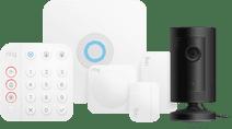 Ring Alarm Beveiligingsset (Gen. 2) 5-delig + Indoor Cam Zwart Slimme alarmsystemen