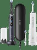 Oral-B iO - 9n Zwart + Aquacare Pro Expert 6