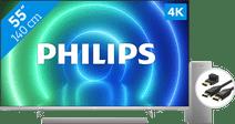 Philips 55PUS7556 (2021) + Soundbar + HDMI cable