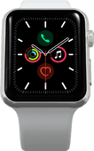 Refurbished Apple Watch Series 5 40mm Zilver