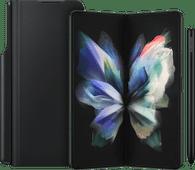 Samsung Galaxy Z Fold 3 512GB Groen 5G + Samsung Note Pack Book Case Zwart met S Pen
